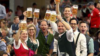 Празднование Октоберфеста в Мюнхене в 2019 году