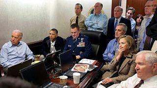 مرگ اسامه بن لادن