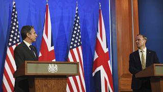 Blinken e Rabb preparam o G7 com Rússia, China e Coreia na agenda