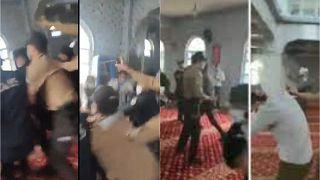 Emniyet Genel Müdürlüğü'nden camide biber gazı açıklaması