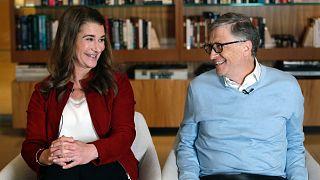 Bill Gates ve eşi Melinda Gates / Arşiv