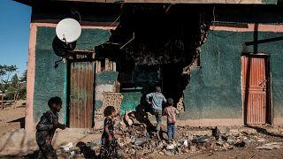 Situation critique pour des milliers d'enfants au Tigré