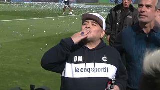 Maradona sufrió una larga agonía, según el informe