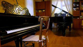 Magán zongoramúzeum nyílt Moszkva közelében