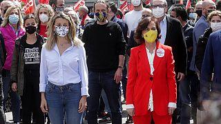 Madrid al voto, favorita la popolare Dìaz Ayuso