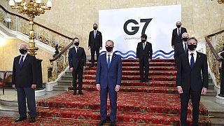 G7: Китай, Россия и пандемия