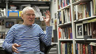 dancer-choreographer Jacques d'Amboise