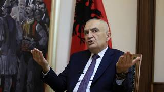 Ilir Meta was elected president for a five-year term as Albania's President in 2017.