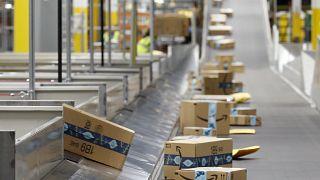 Amazon: Umsatzsprung, null Körperschaftssteuer in Europa