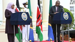 Covid-19 and trade dominate Tanzania-Kenya talks