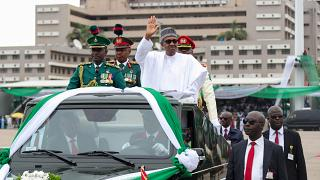 Nigeria's army vows support for Buhari amid calls to resign