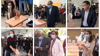 Candidatos a las elecciones a la Comunidad de Madrid