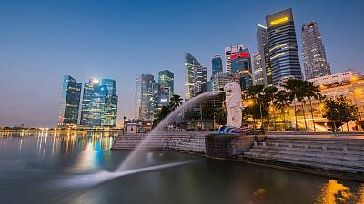 Singapore is experiencing a tech boom - but has a huge deficit when it comes to finding talent to fill jobs.