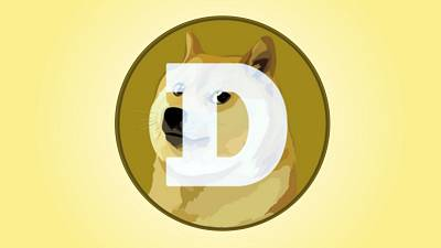 Dogecoin cryptocurrency price soars to an all time high