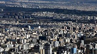The woman's body was discovered in Kamranieh, a northern district of Tehran.