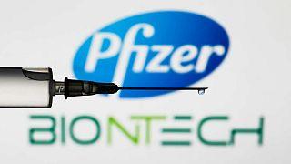 Pfizer BioNTech aşısı