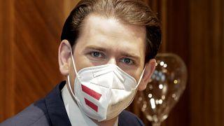 Sebastian Kurz osztrák kancellár kedden az új szlovák kormányfővel tárgyalt Bécsben