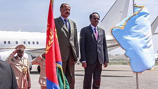 Eritrean president visits Sudan amid border tensions