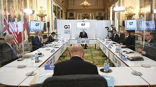 G7 Dışişleri bakanları Toplantısı Londra'da başladı