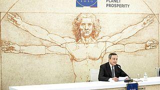Ο Μάριο Ντράγκι στη Σύνοδο G20 των υπουργών Τουρισμού