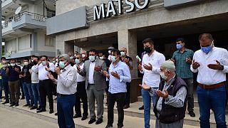 Manavgat Ticaret ve Sanayi Odası (MATSO) Başkanı Ahmet Boztaş (57), Covid-19 nedeniyle tedavi gördüğü hastanede yaşamını yitirdi