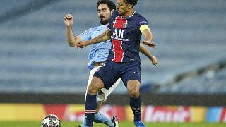 Manchester City voltou a vencer o Paris Saint Germain