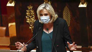 القضاء الفرنسي يبرئ مارين لوبن بعد نشرها صور انتهاكات الجهاديين على تويتر
