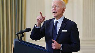 Covid-19 : 70 % d'Américains vaccinés d'ici deux mois, le nouvel objectif de Joe Biden