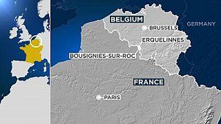 Belçika-Fransa sınırı