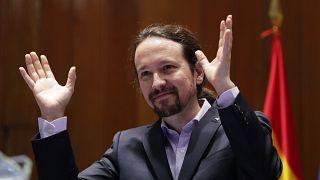 Pablo Iglesias, leader dimissionario di Podemos