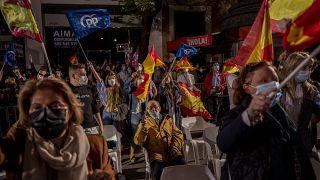 Partido Popular vence eleições regionais em Madrid