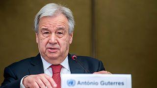 """António Guterres destacou """"relevância global"""" da língua portuguesa"""