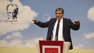 Cumhuriyet Halk Partisi İstanbul Milletvekili Aykut Erdoğdu