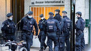 دفتر گروه اسلامی انصار اینترنشنال در دوسلدورف