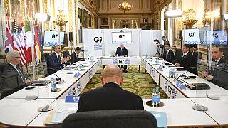 G7 à Londres : deux cas positifs au Covid-19 dans la délégation indienne