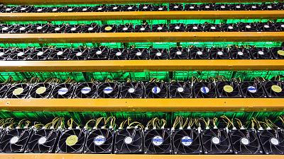 Bitcoin mining has been criticised for its environmental impact.