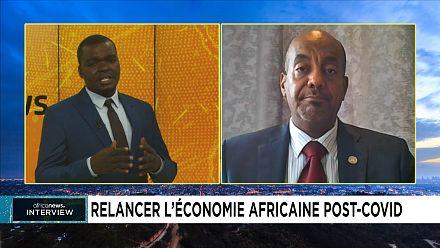 Reconstruire les économies africaines après la pandémie de Covid-19