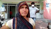 Devastating scenes across India amid virus crisis