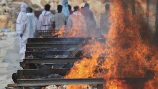 Ινδία: Στα όρια της η χώρα