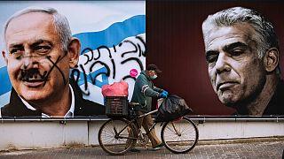 تبلیغات انتخاباتی در اسرائيل