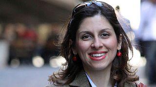 البريطانية من أصل إيراني نازانين زاغاري راتكليف واحدة من السجناء الغربيين المحتجزين في إيران