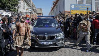 Afrique du Sud : l'ultime hommage à la reine zouloue