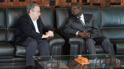 Centrafrique : Simplice Mathieu Sarandji prend la tête de l'Assemblée nationale