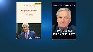 Portadas del libro de Barnier en francés e inglés
