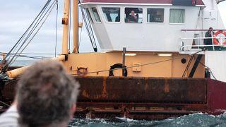 Tovább élesedik a francia-brit halászati vita