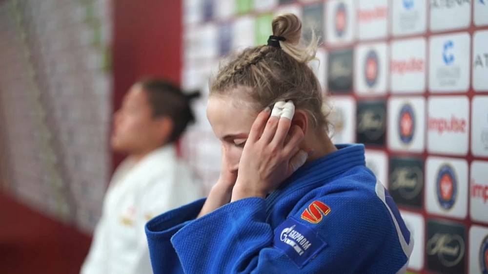 Action-packed first day at Kazan Grand Slam