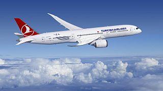 Türk Havayolları'na ait bir yolcu uçağı (arşiv)