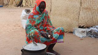 Sudan'da açlık felaketi