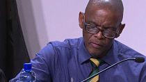 Le secrétaire général de l'ANC suspendu