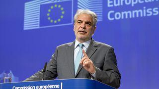 المبعوث الأوروبي لتعزيز حرية الدين والمعتقد خاج دول الاتحاد الأووبي، كريستوس ستيليانيدس